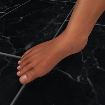 mesh foot