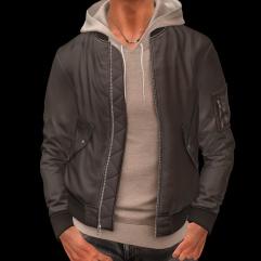 Ryan Bomber Jacket 2