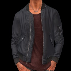 Ryan Bomber Jacket 5