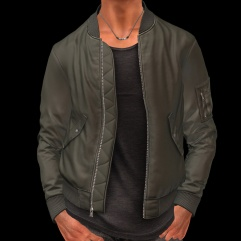 Ryan Bomber Jacket 7